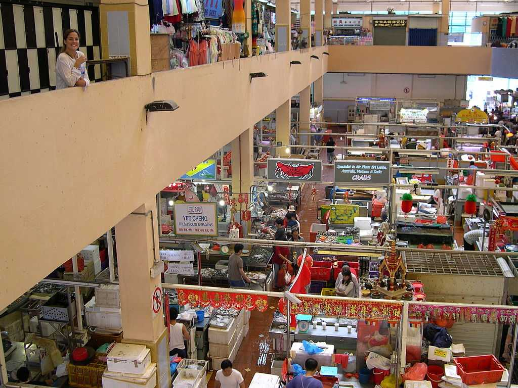Tekka Centre, Cheap Shopping in Singapore