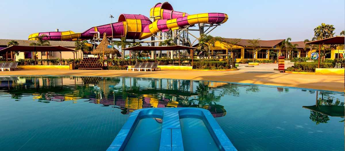 Wet'n Joy,  Water parks in Pune