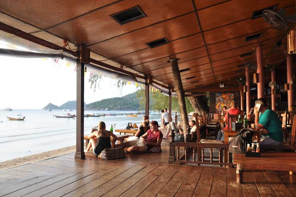 Eat, eat and eat, Islands Near Koh Tao