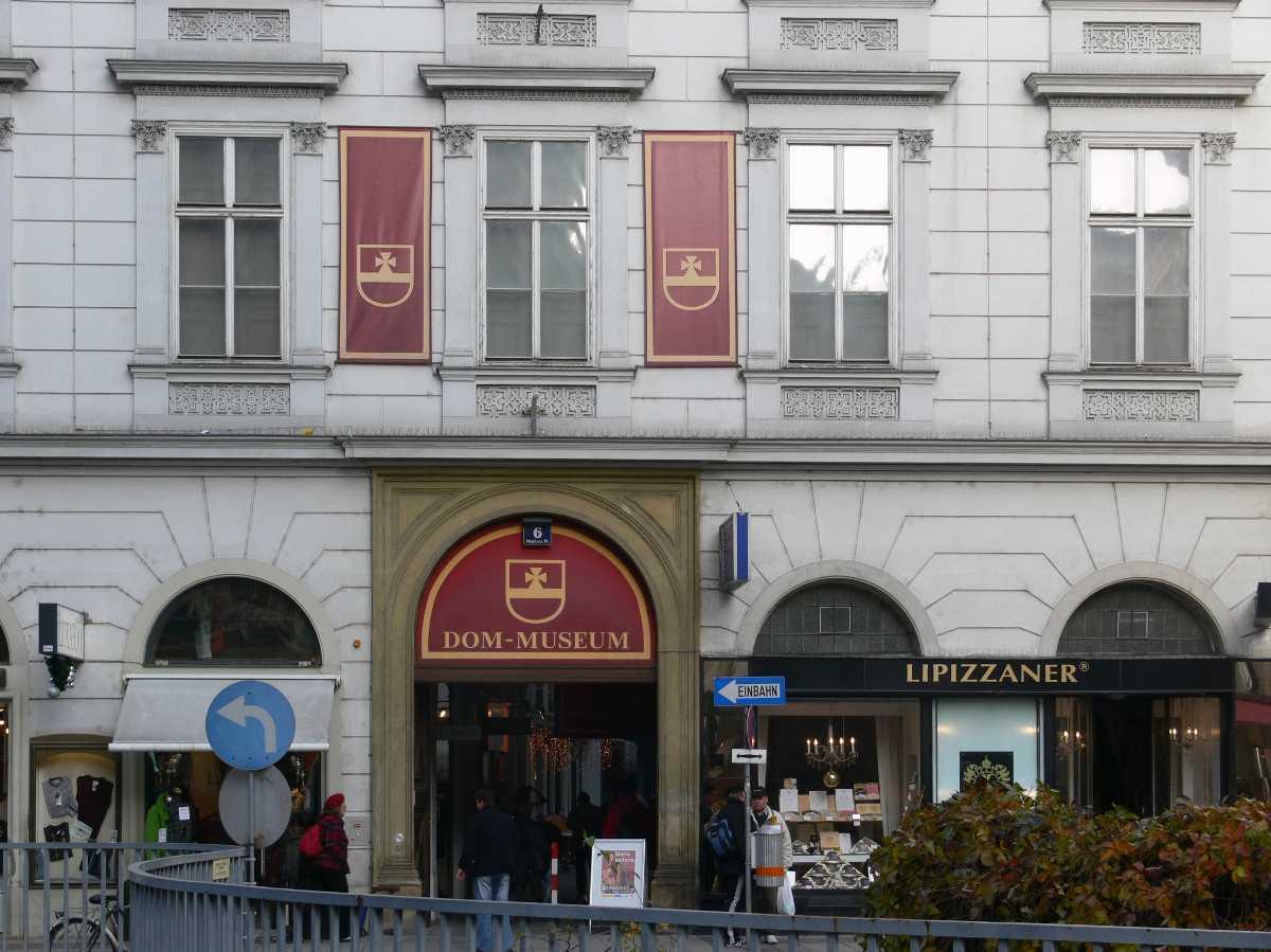 museum, stephansplatz vienna