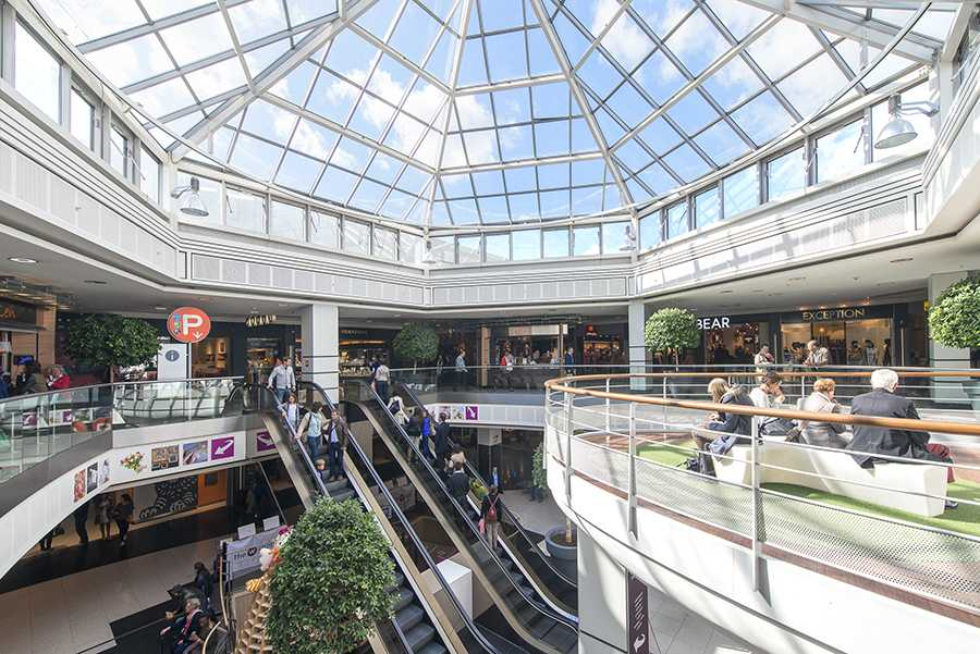 Woluwe Shopping Centre, Shopping near Manneken Pis