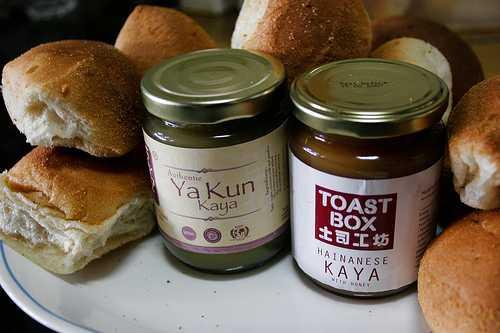 Ya-Kun Kaya Spread, What to buy in Singapore