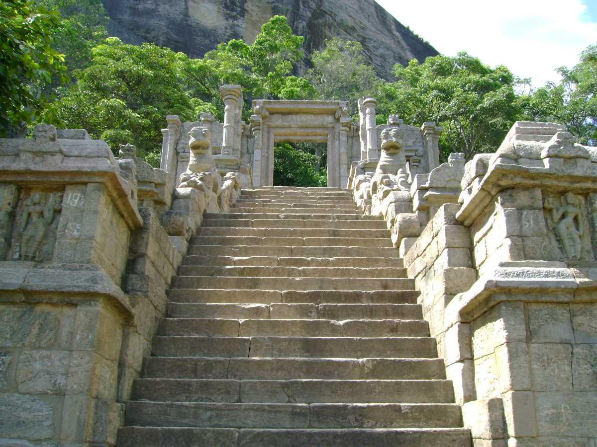 Yapahuwa, History of Sri Lanka