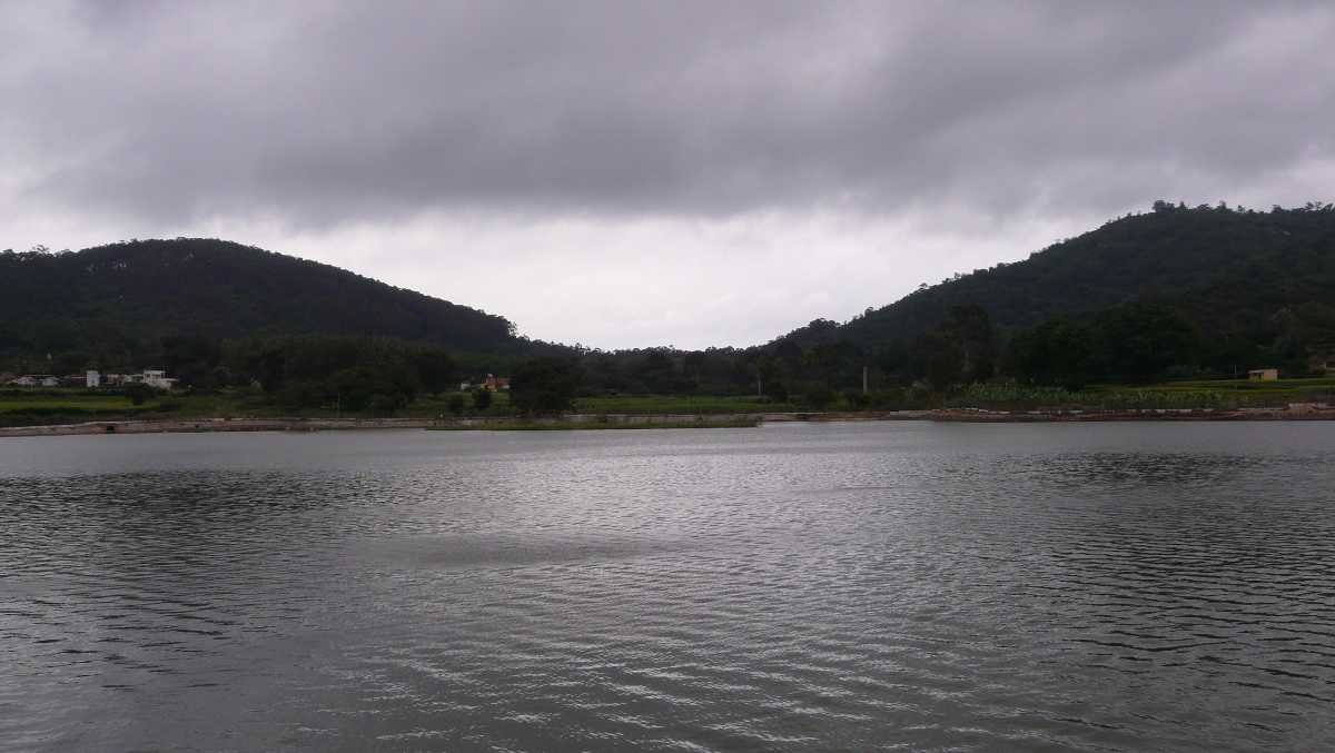 Yelagiri Lake in Monsoon