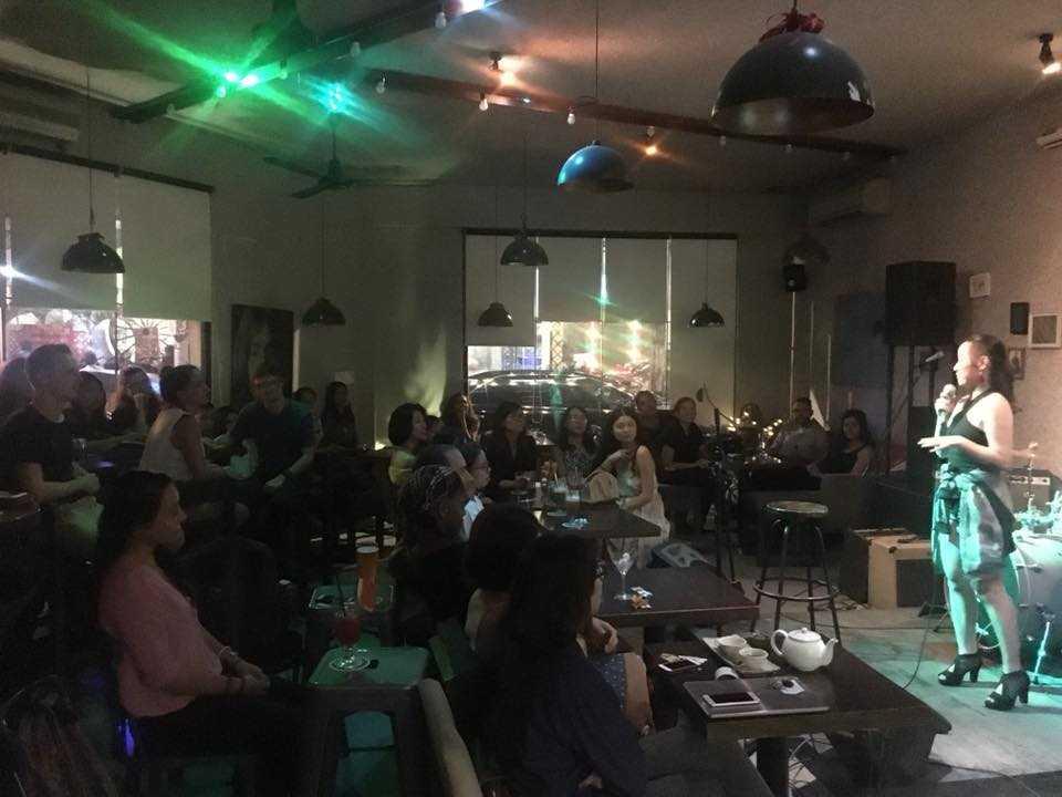 Yoko Cafe Saigon, Ho Chi Minh Nightlife, Live Music