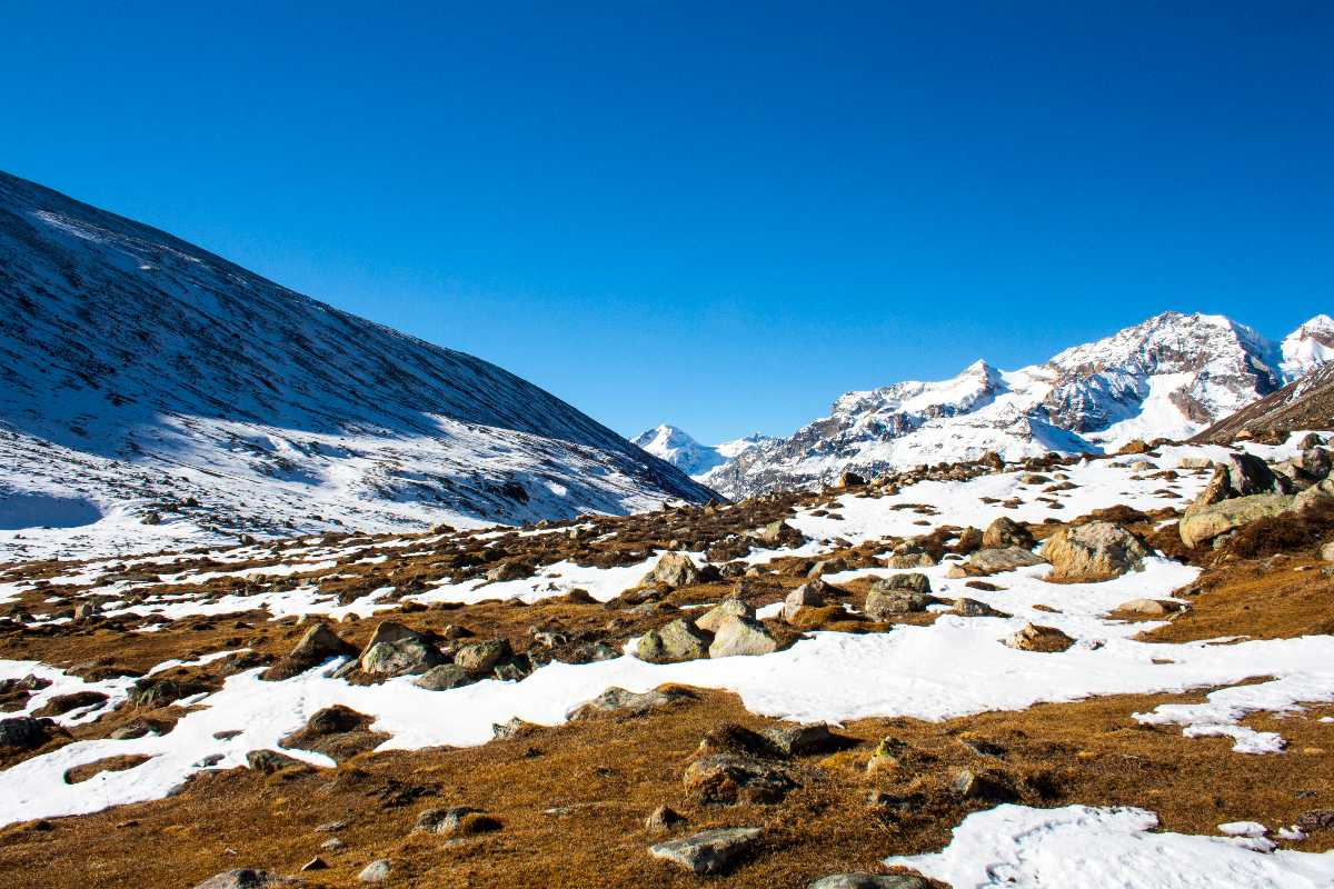 Zero Point Sikkim