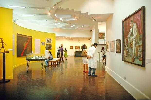 art galleries of india, national gallery of moder art bangalore