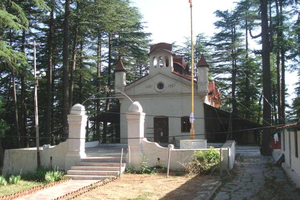 Gurudwara Sahib, Chail