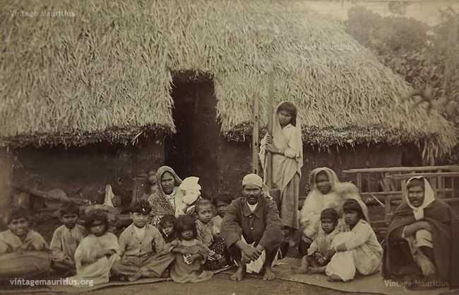 Indian Family Indentured Labourers Day