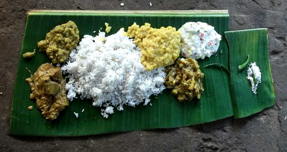 Food in Puri