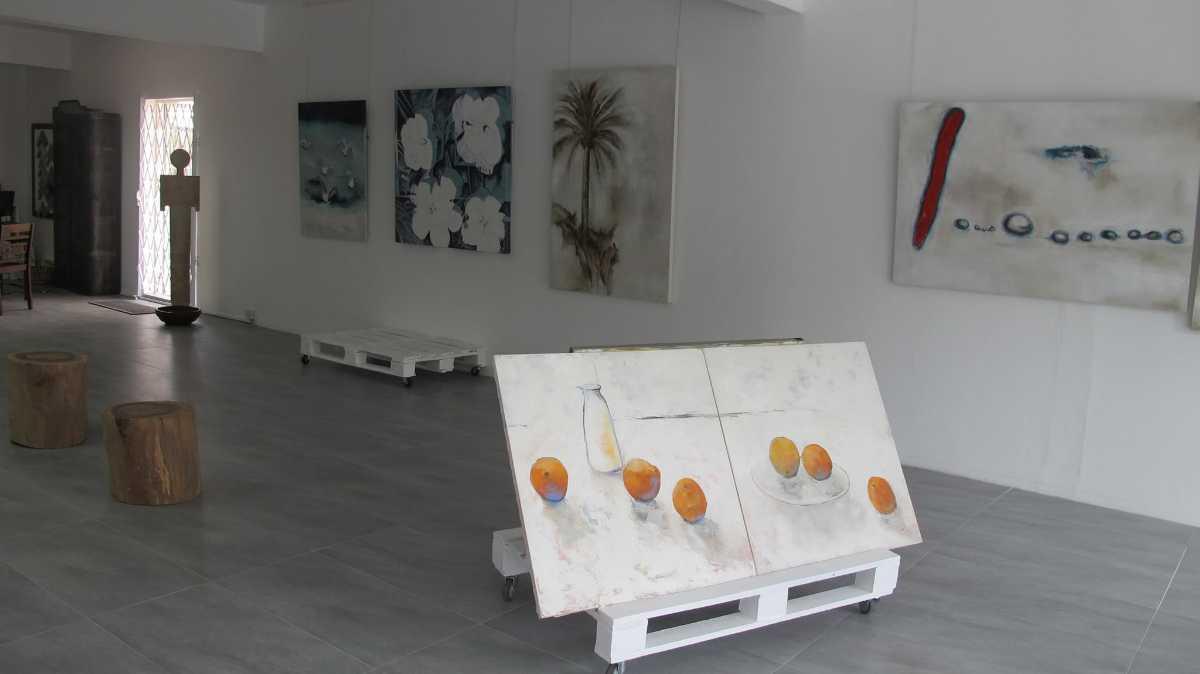 Galerie Helene de Senneville Art Gallery in Mauritius