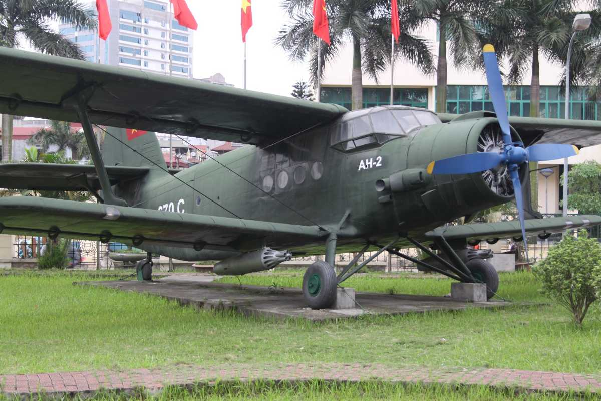 Antonov in Air Force Museum
