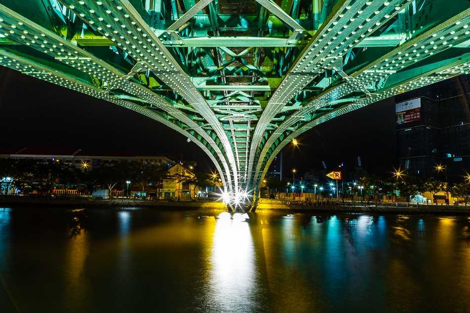 Mong Bridge Vietnam
