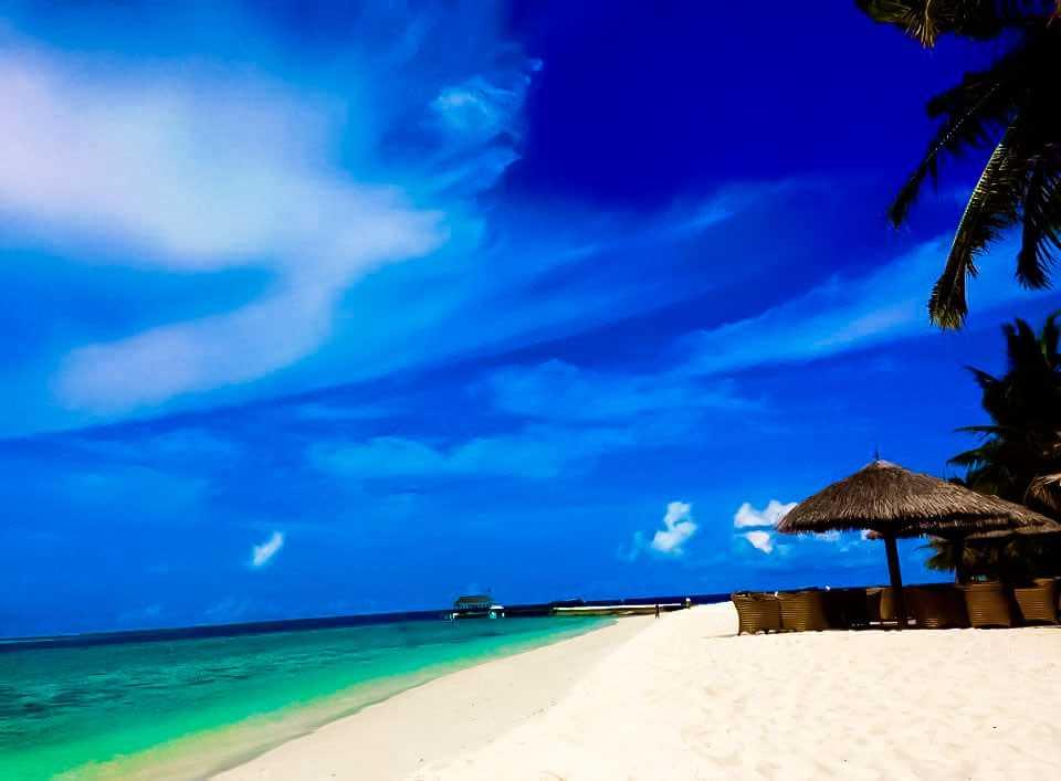Alimatha Beach, Beaches in Maldives