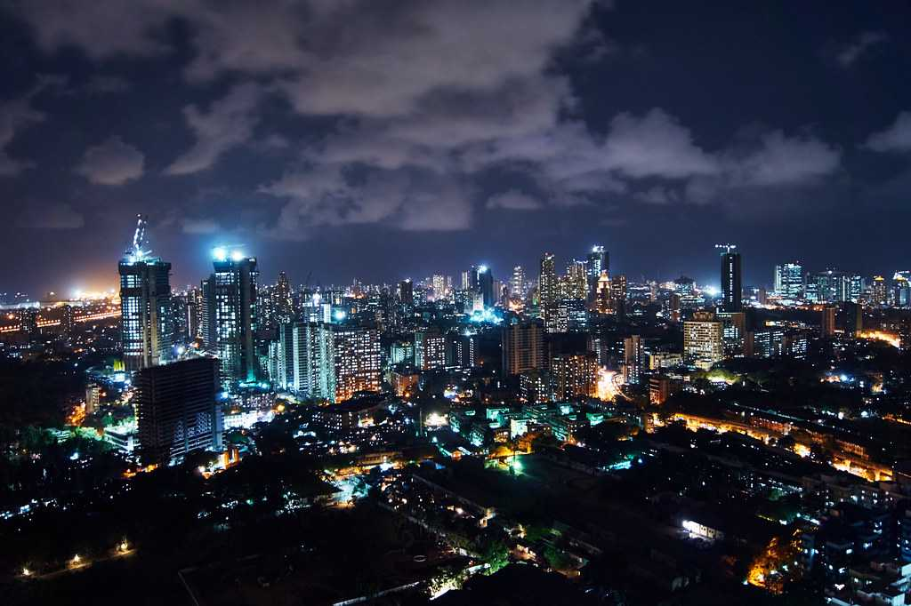 Mumbai - an Alpha World City