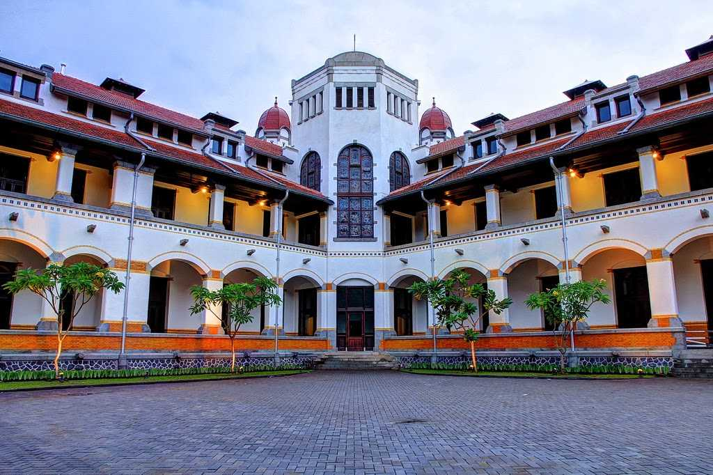 Lawang Sewu, most Haunted places in the world