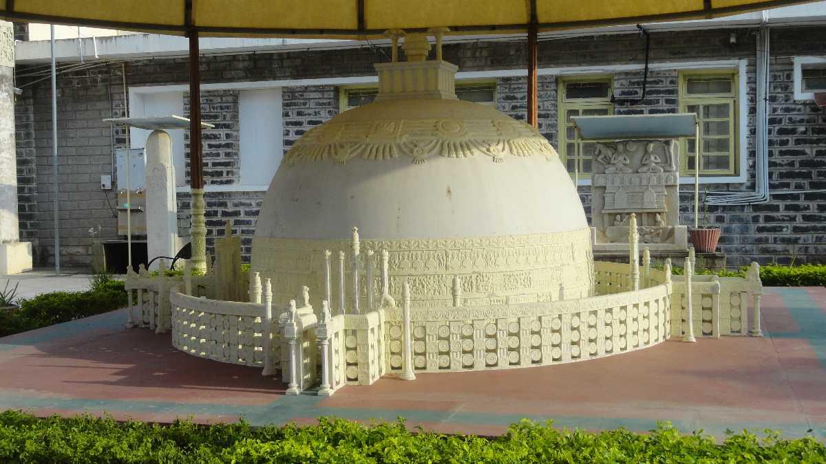 Amaravathi Stupa