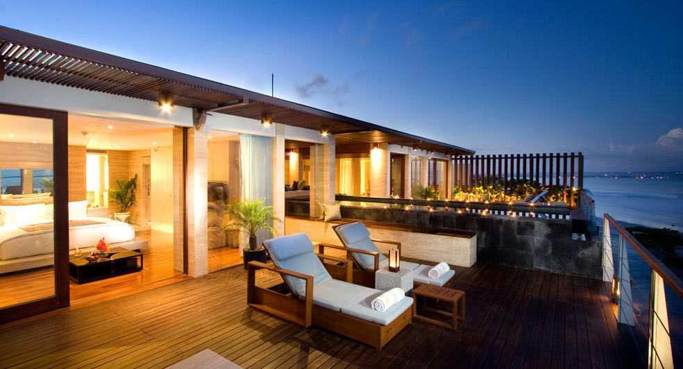 Honeymoon in Bali, Anantara Resort Uluwatu
