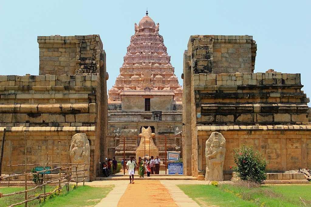 Chola Temples,  Gangaikonda Cholapuram (Brihadisvara Temple)