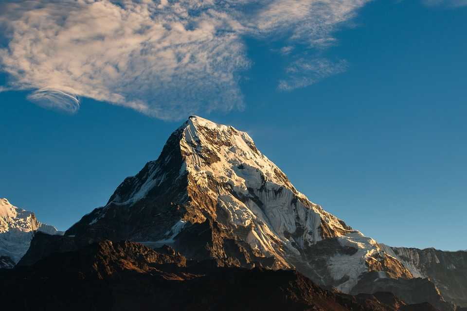 Annapurna Summit, Trekking in Nepal