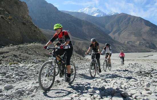 Bikes Pokhara