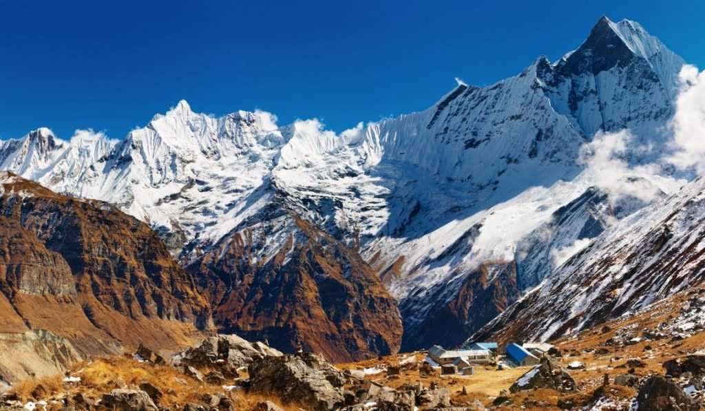 Annapurna Base Camp, Beautiful Places in Nepal