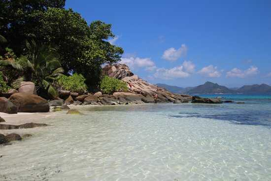 Anse Severe, Snorkelling in La Digue
