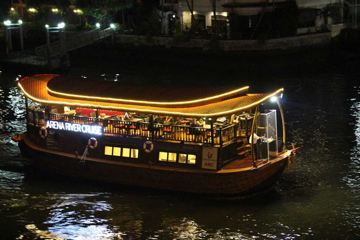 Arena Indian Dinner Cruise, Dinner Cruises in Bangkok