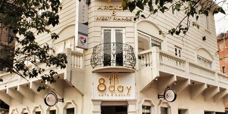 8th Day Cafe, Cafes in Kolkata