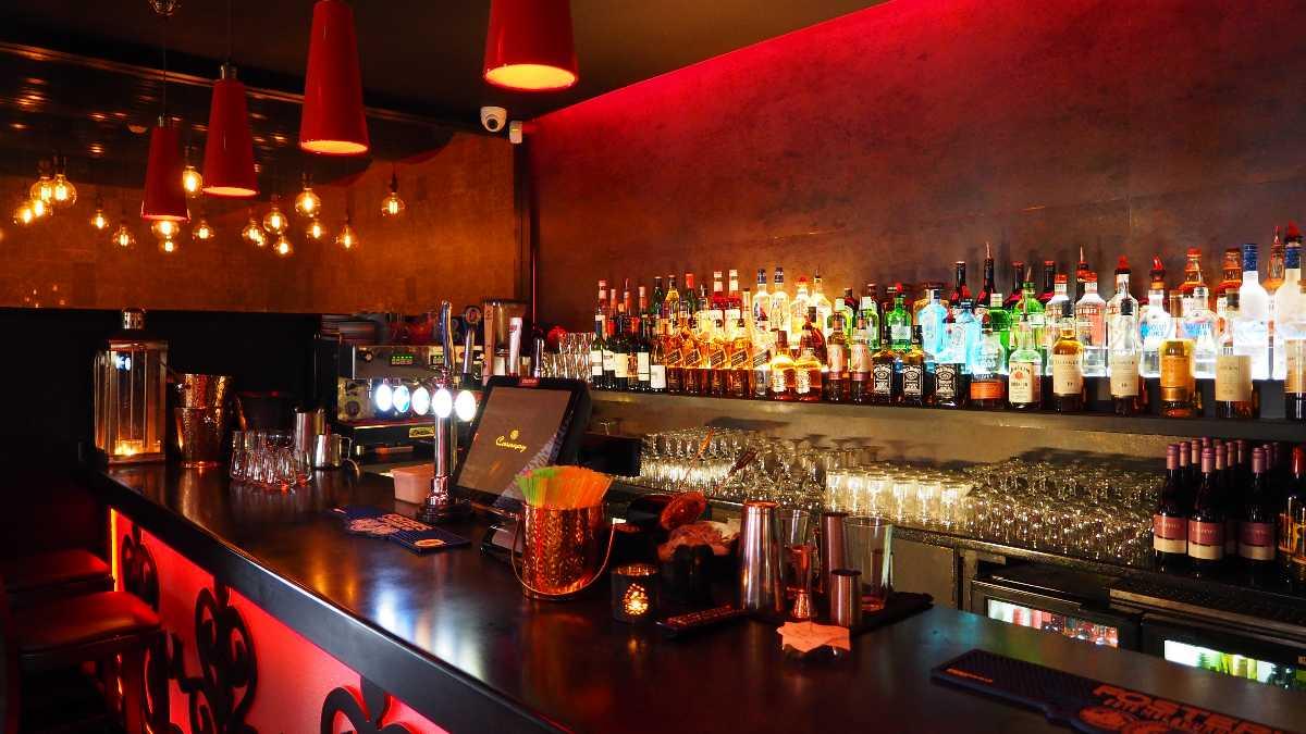 Binary Bar, Kuala Lumpure