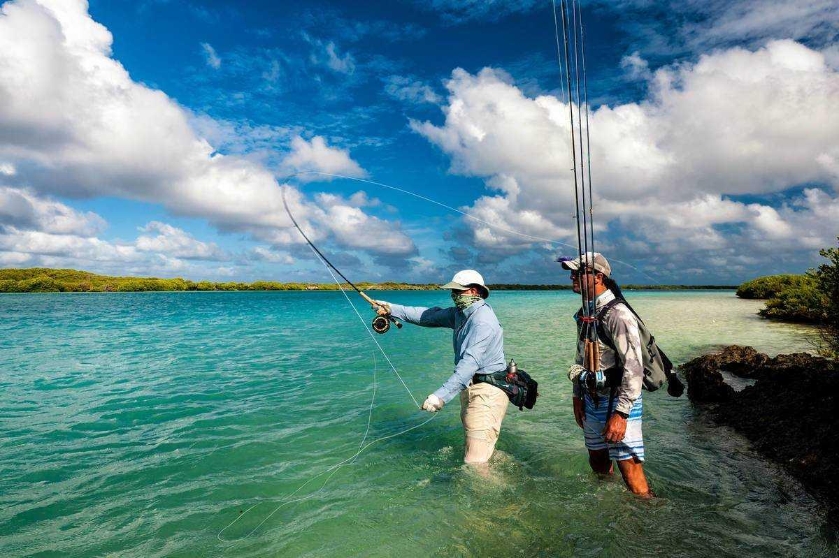 Fly Fishing in Seychelles