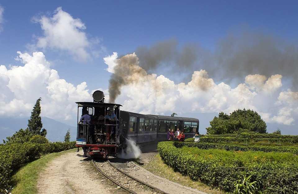 Darjeeling Himalayan Railway | Darjeeling Toy Train Route