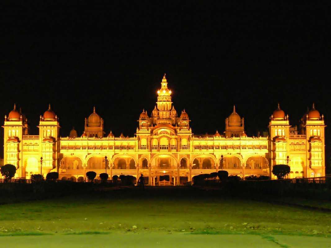 Mysore Tourist Places Images