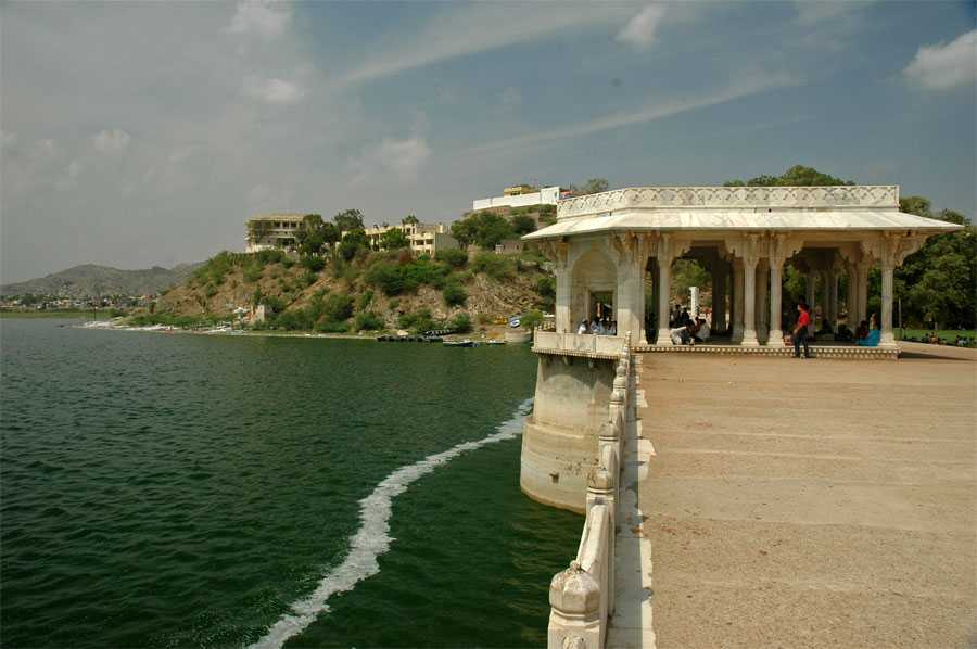 Ana Sagar Lake , Ajmer