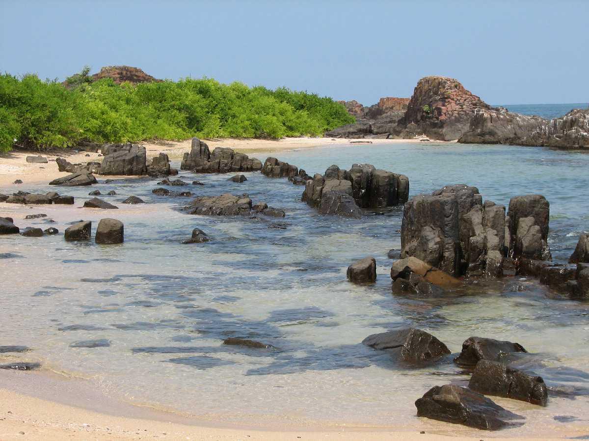 Image result for St. Mary's Islands, Karnataka
