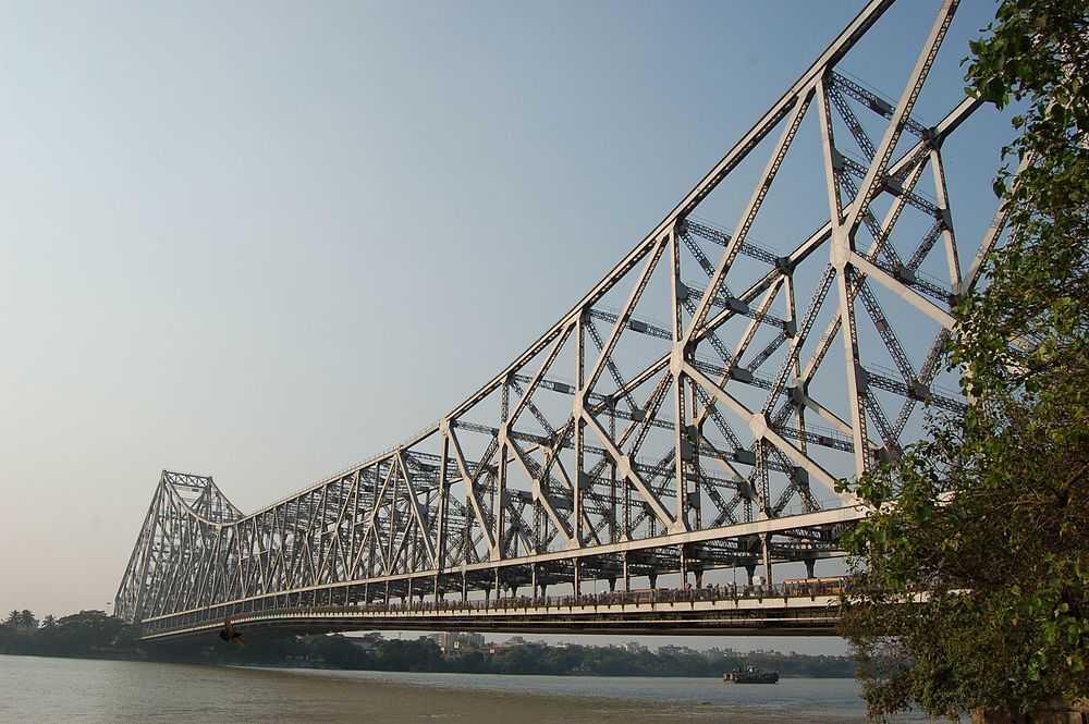 Howrah Bridge | Photos, History of Rabindra Setu | Holidify