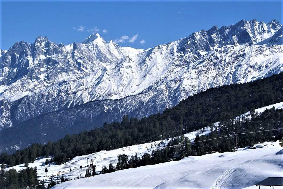 Auli - Switzerland of India