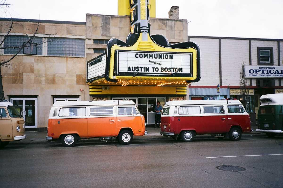 Austin To Boston, travel documentaries