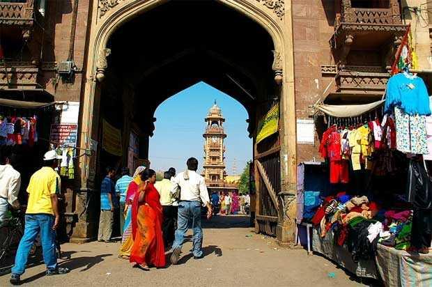 Shopping in Jodhpur