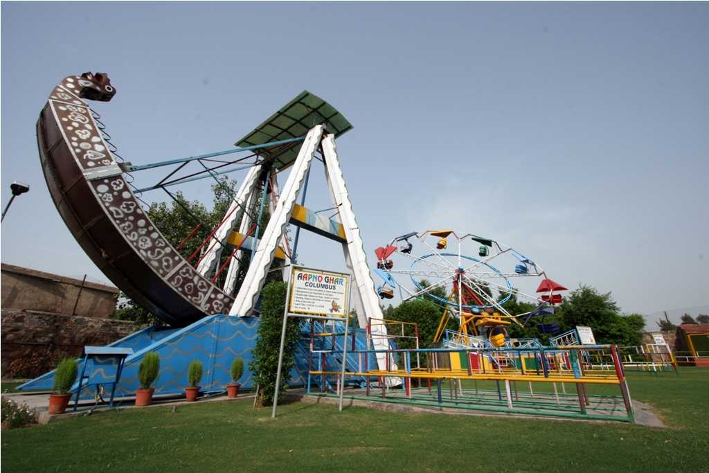 amusement parks in delhi, aapno ghar