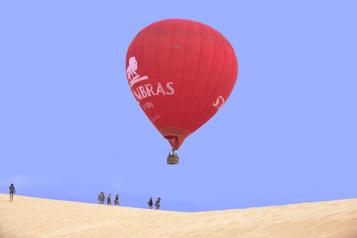 Balloon Adventure Emirates