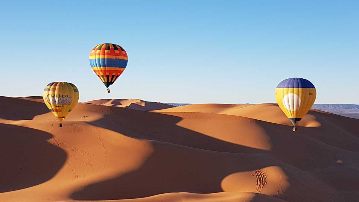 Things to know about hot air ballooning