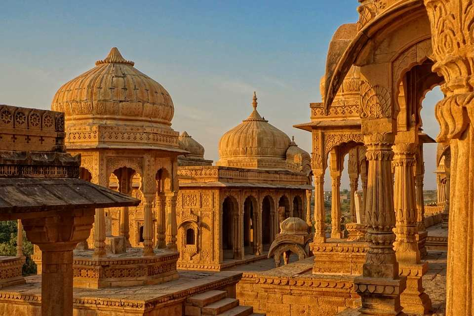 Jaisalmer, Golden City of India