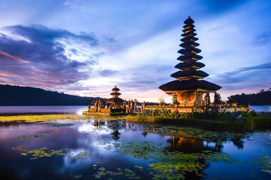 Temples in Bali