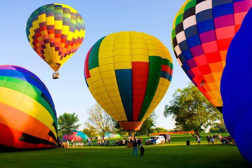 Hot Air Balloon Festival (Karnataka)