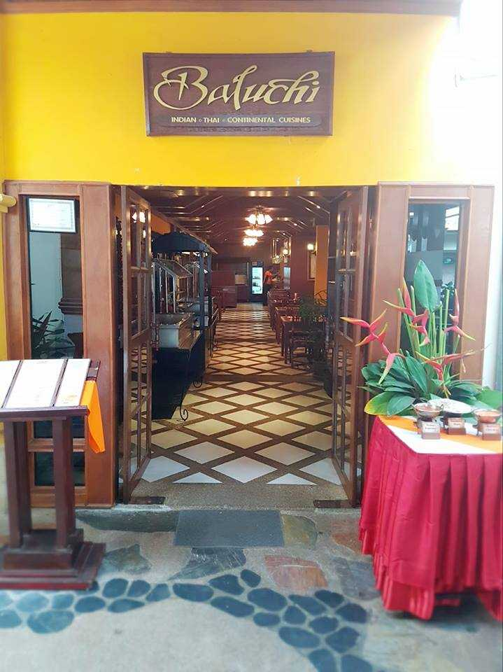 Baluchi Indian Restaurant in Phuket