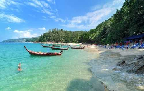 Banana Beach, Snorkelling in Phuket
