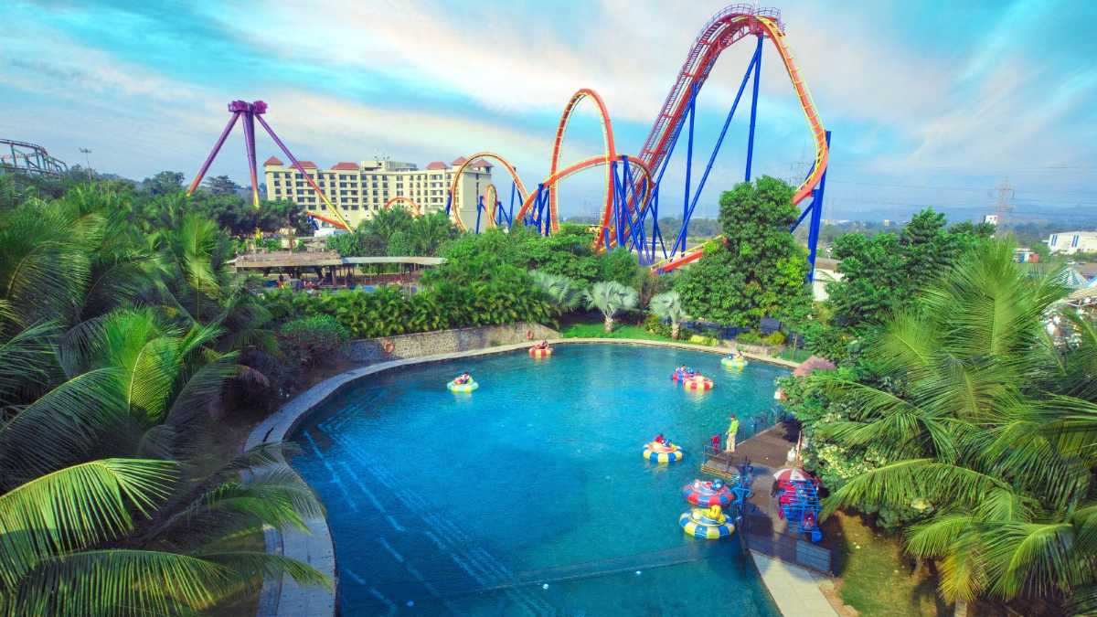 Adlabs Imagica,  Water parks in Pune