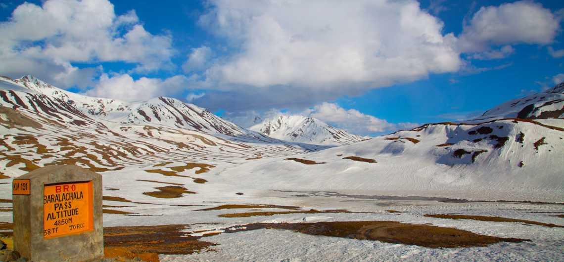 Baralacha La, Spiti   Baralacha Pass Weather, Trek, Routes