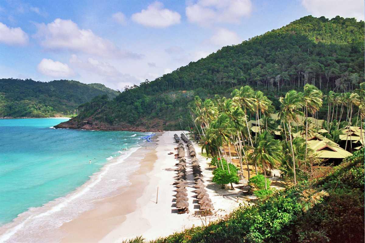Lankayan Islands, Malaysia
